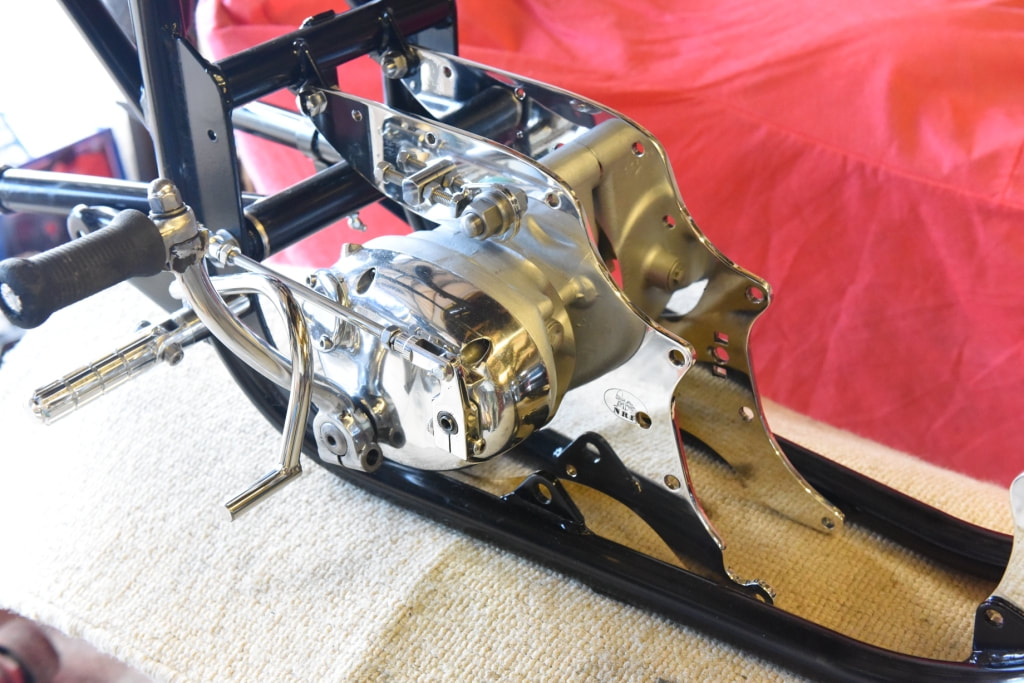 Cafe Racer Parts 2 - NORTON RACE PARTS